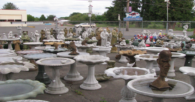 Welcome to for Garden statues portland oregon